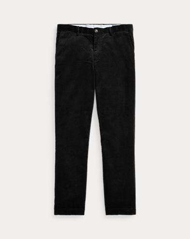 폴로 랄프로렌 Polo Ralph Lauren Stretch Classic Corduroy Pant,Polo Black