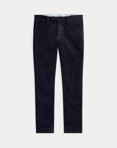 폴로 랄프로렌 코듀로이 팬츠 네이비 (슬림핏) Polo Ralph Lauren Stretch Slim Fit Corduroy Pant,Aviator Navy