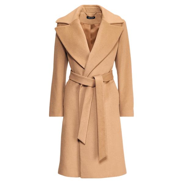 Ralph Lauren - Mantel aus Wolle und Kaschmir - 1