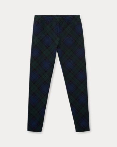 폴로 랄프로렌 걸즈 레깅스 블루/그린 Polo Ralph Lauren Tartan Legging,Blue/Green/Multi