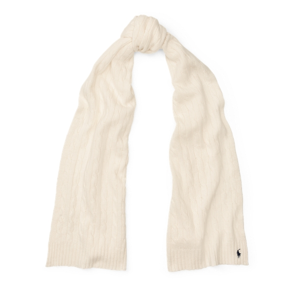 Ralph Lauren - Schal aus Wolle und Kaschmir - 1