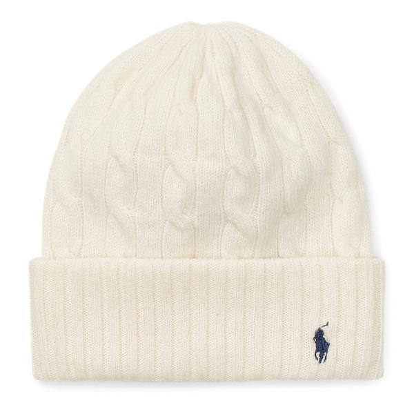 Ralph Lauren - Mütze aus Kaschmir-Woll-Mischung - 1