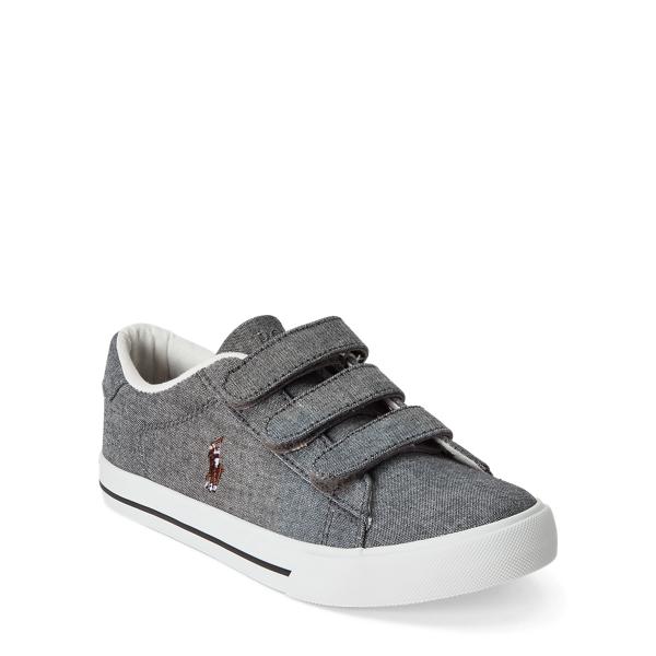 Ralph Lauren - EZ-Sneaker Easten II aus Chambray - 2