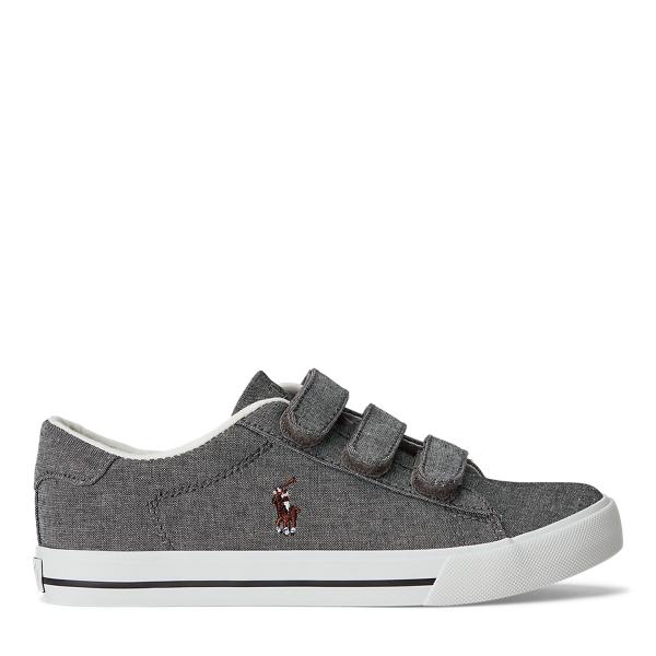 Ralph Lauren - EZ-Sneaker Easten II aus Chambray - 1