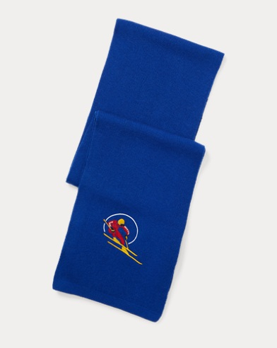 폴로 랄프로렌 Polo Ralph Lauren Ski Scarf,Rugby Royal
