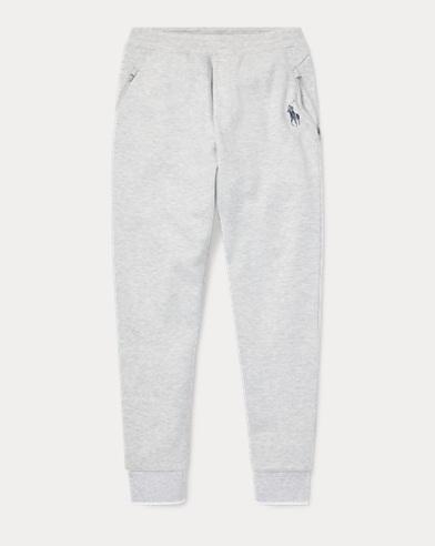 폴로 랄프로렌 Polo Ralph Lauren Double-Knit Jogger,Grey Ash Heather