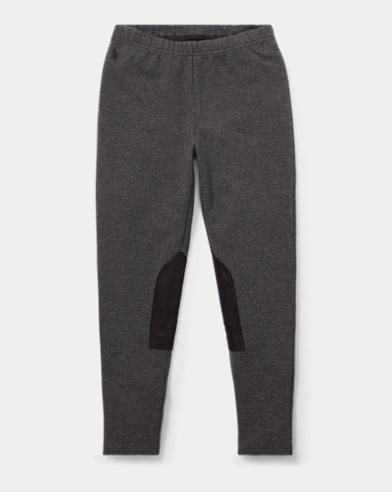 폴로 랄프로렌 걸즈 레깅스 그레이 Polo Ralph Lauren Herringbone Legging,Grey Multi
