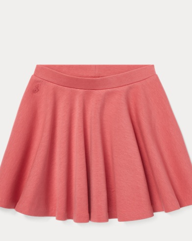 폴로 랄프로렌 Polo Ralph Lauren Ponte Circle Skirt,Adirondack Berry