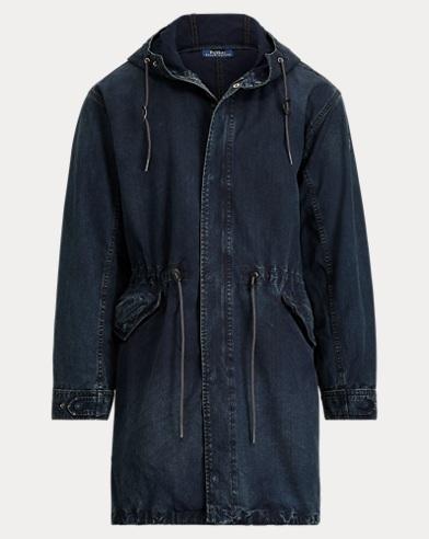 폴로 랄프로렌 Polo Ralph Lauren Denim Marsh Coat,Barnard