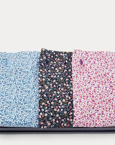 폴로 랄프로렌 여아용 레깅스 세트 Polo Ralph Lauren Legging 3-Piece Gift Set,Multi