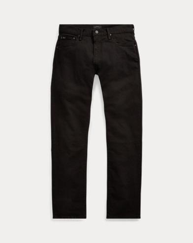 폴로 랄프로렌 스트레이트 청바지 Polo Ralph Lauren Varick Slim Straight Jean,Hudson Black