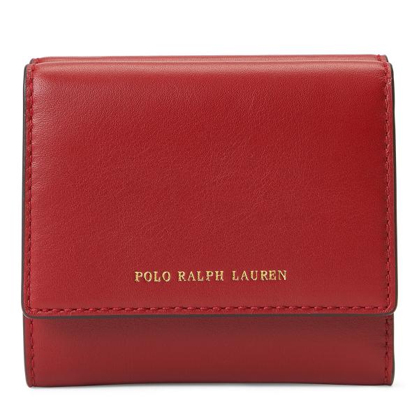 Ralph Lauren - Brieftasche aus Nappaleder - 1