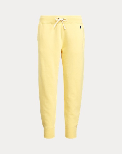 폴로 랄프로렌 Polo Ralph Lauren Fleece Sweatpant,Oasis Yellow