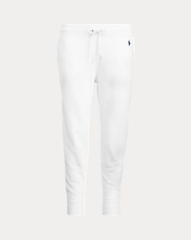 폴로 랄프로렌 Polo Ralph Lauren Fleece Sweatpant,White