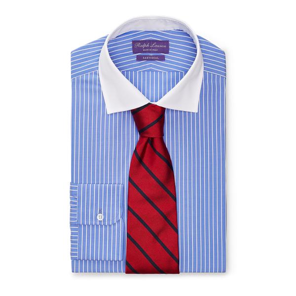 Ralph Lauren - Hemd mit feinem Paisleymuster - 1