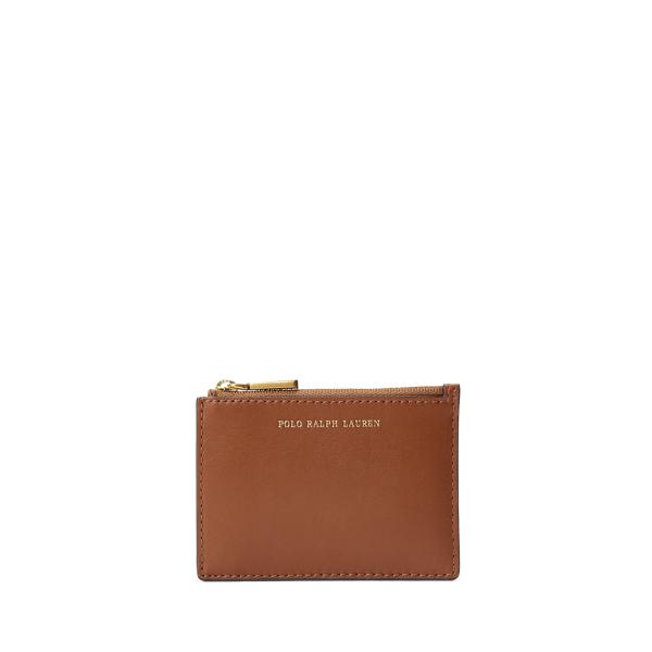 Ralph Lauren - Kartenetui aus Leder - 1