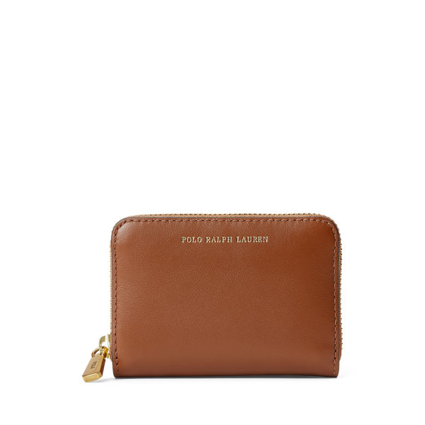 Ralph Lauren - Kleine Lederbrieftasche - 1