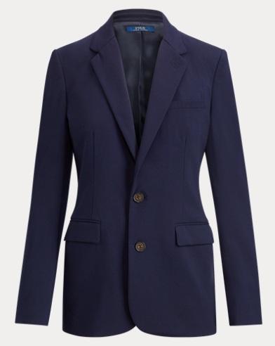 폴로 랄프로렌 Polo Ralph Lauren Wool-Blend Blazer,RL Navy