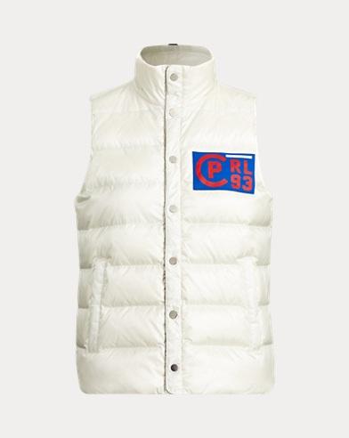 폴로 랄프로렌 Polo Ralph Lauren CP-93 Down Vest,Chic Cream