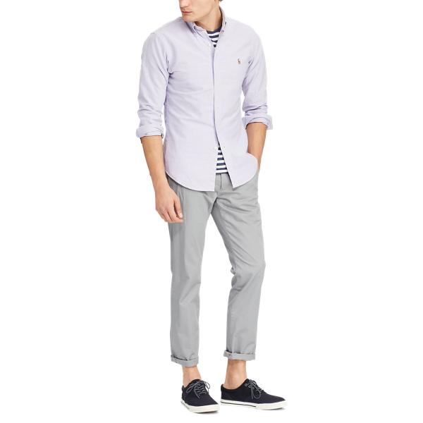 Ralph Lauren - Slim-Fit Oxfordhemd - 2