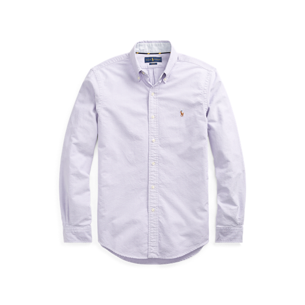 Ralph Lauren - Slim-Fit Oxfordhemd - 1
