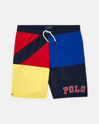 폴로 랄프로렌 Polo Ralph Lauren Captiva Flag Swim Trunk,Sailing Flags