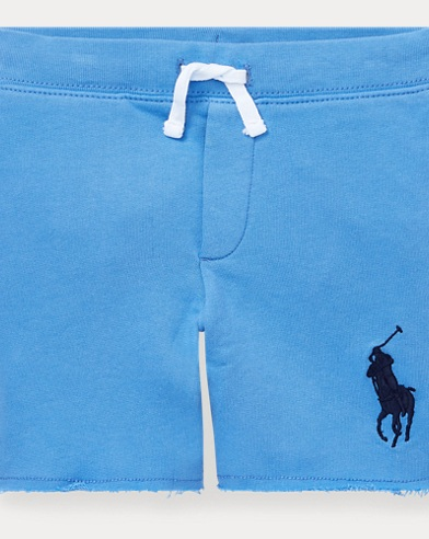 폴로 랄프로렌 남아용 반바지 Polo Ralph Lauren Cotton French Terry Short,Harbor Island Blue