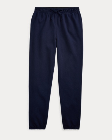 폴로 랄프로렌 Polo Ralph Lauren Side-Stripe French Terry Pant,French Navy