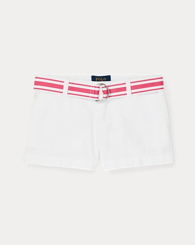 폴로 랄프로렌 Polo Ralph Lauren Chino Short,White