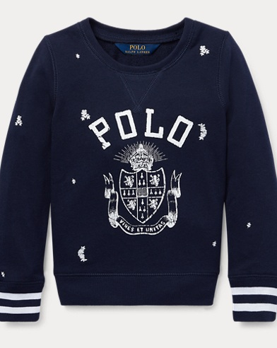 폴로 랄프로렌 Polo Ralph Lauren Polo Atlantic Terry Pullover,French Navy