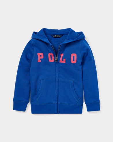 폴로 랄프로렌 Polo Ralph Lauren Polo Atlantic Terry Hoodie,New Iris Blue