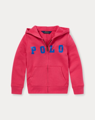 폴로 랄프로렌 Polo Ralph Lauren Polo Atlantic Terry Hoodie,Ultra Pink