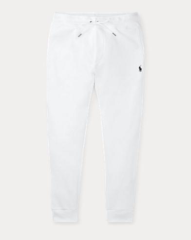 폴로 랄프로렌 Polo Ralph Lauren Double-Knit Jogger,White