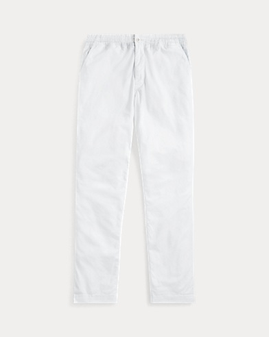 폴로 랄프로렌 Polo Ralph Lauren Relaxed Fit Polo Prepster Pant,White