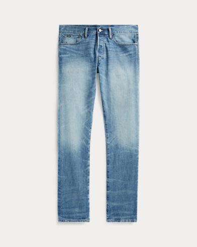 폴로 랄프로렌 슬림 스트레이트 청바지 Polo Ralph Lauren Varick Slim Straight Jean,Tragner