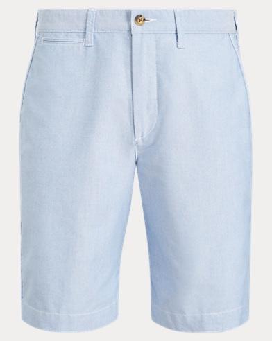 폴로 랄프로렌 Polo Ralph Lauren Relaxed Fit Oxford Short,Bsr Blue