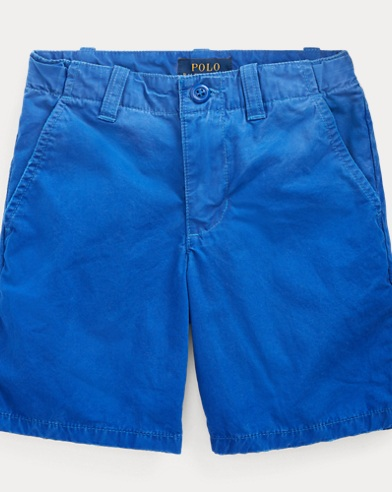 폴로 랄프로렌 남아용 반바지 Polo Ralph Lauren Straight Fit Cotton Short,Cruise Royal