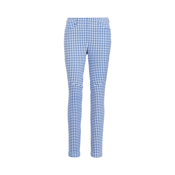 Ralph Lauren - Skinny-Golfhose mit Gingankaros - 1