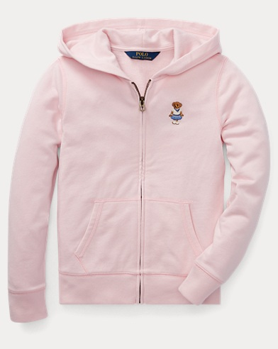 폴로 랄프로렌 Polo Ralph Lauren Cricket Bear Hoodie,Hint Of Pink