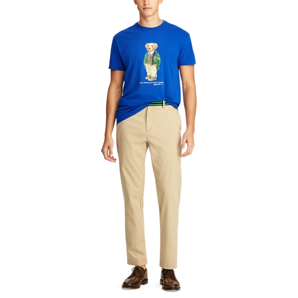 Ralph Lauren - Classic-Fit T-Shirt mit Polo Bear - 2