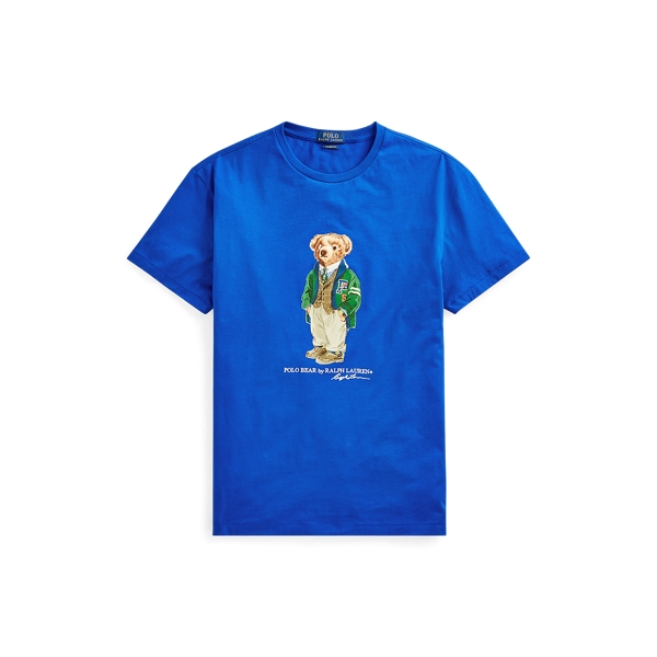 Ralph Lauren - Classic-Fit T-Shirt mit Polo Bear - 1