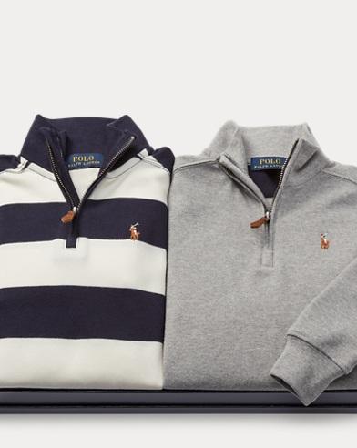폴로 랄프로렌 남아용 풀오버 2 세트 Polo Ralph Lauren Pullover 2-Piece Gift Set,Multi