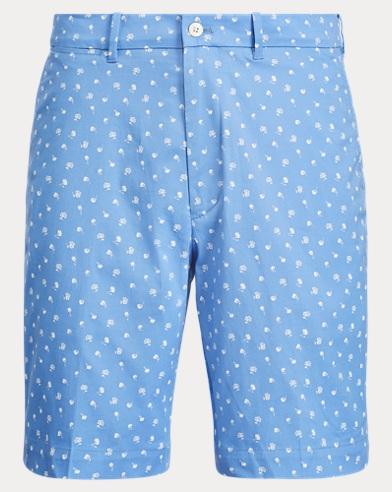 폴로 랄프로렌 Polo Ralph Lauren Classic Fit Golf Short,Biltmore Buds Print