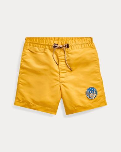 폴로 랄프로렌 Polo Ralph Lauren Twill Tour Short,Yellow