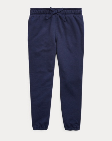 폴로 랄프로렌 Polo Ralph Lauren Side-Stripe French Terry Pant,French Navy