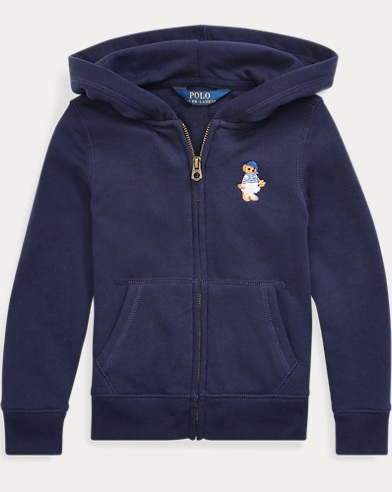 폴로 랄프로렌 Polo Ralph Lauren Polo Bear French Terry Hoodie,French Navy