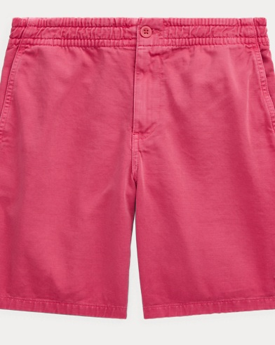 폴로 랄프로렌 Polo Ralph Lauren Polo Prepster Cotton Short,Nantucket Red