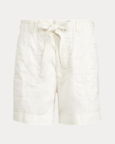 폴로 랄프로렌 보이즈 반바지 Polo Ralph Lauren Linen Cargo Short,Nevis