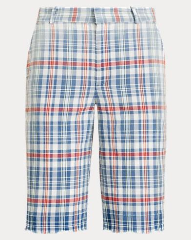폴로 랄프로렌 보이즈 반바지 Polo Ralph Lauren Madras Bermuda Short,Madras Multi