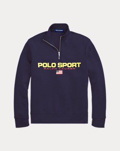 폴로 랄프로렌 Polo Ralph Lauren Polo Sport Fleece Sweatshirt,Cruise Navy